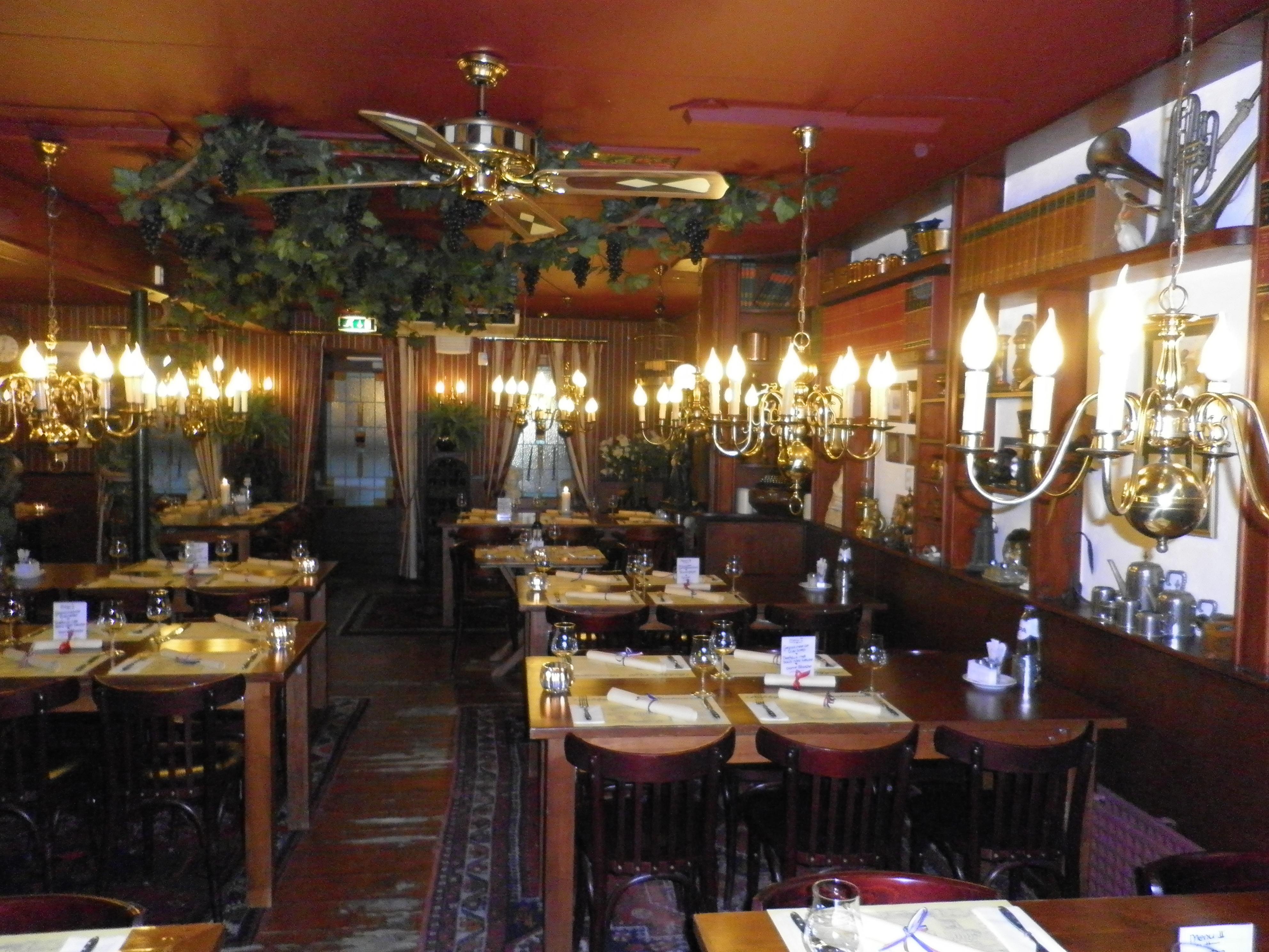 Cafe restaurant Bobby's Wemeldinge